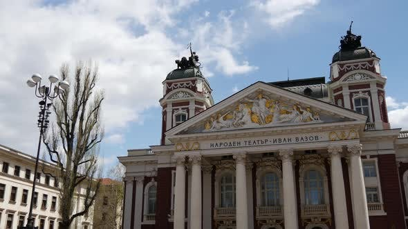 Thumbnail for Time lapse from the Ivan Vazov National Theatre