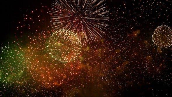 Cover Image for Firework Celebration