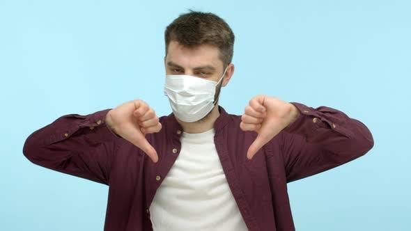 Coronavirus Quarantine and People Concept