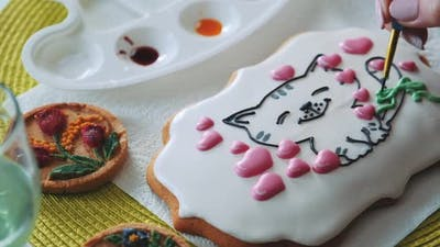 Cookie Decorating Masterclass with Royal Icing