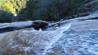 Adventure Waterfall