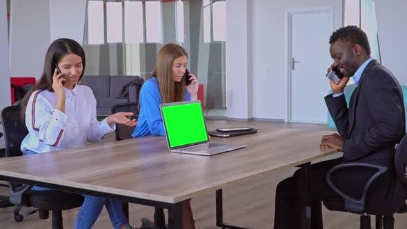Break During the Brainstorming or Meeting