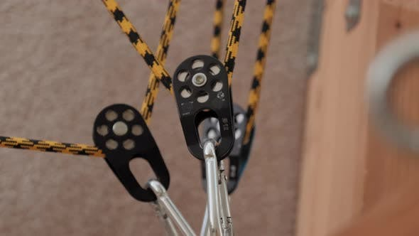 Thumbnail for Rope Stretching Mechanism