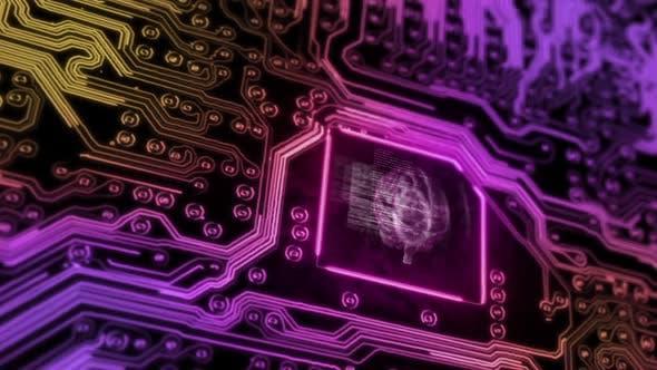 Brain on a Processor Chip
