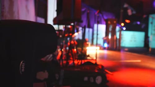 Lighting Equipment for Clubs and Concert Halls