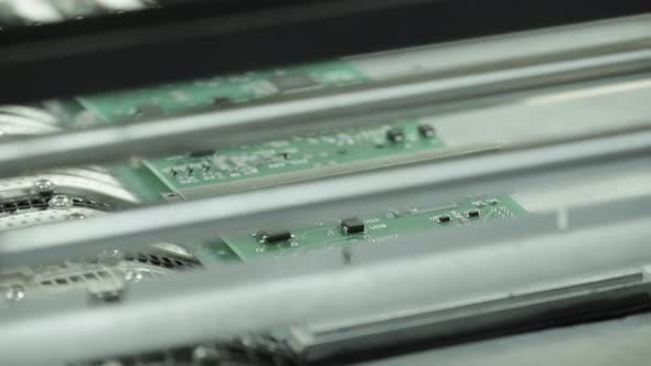 Production of Electronic Board