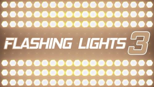 Blinkende Lichter Pack 3