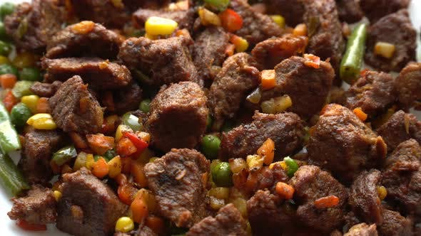 Thumbnail for Cooking Meat With Vegetables 2