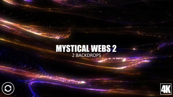 Thumbnail for Mystical Webs 2