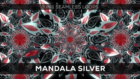 Thumbnail for Mandala Silver