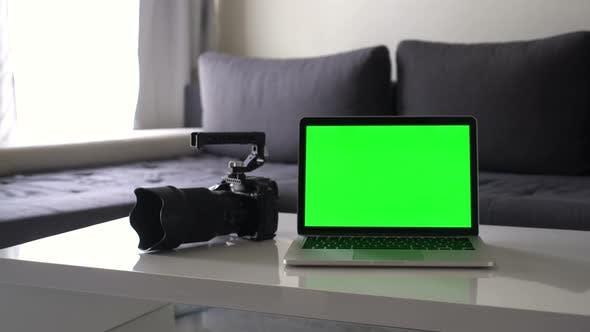 Thumbnail for Photographers Laptop