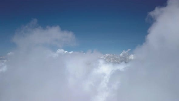 Thumbnail for Flying Over the Alpine Mountains