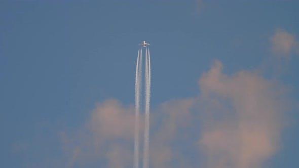 Thumbnail for Airliner Flying High