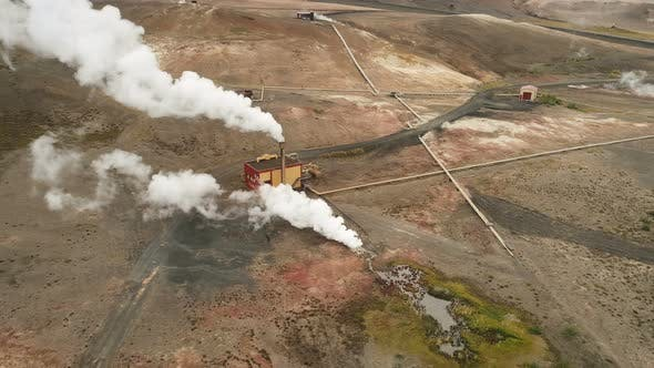 Thumbnail for Geothermal Energy Source And Infrastructure