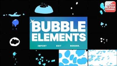 Bubble Elements | Motion Graphics