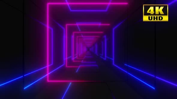Cover Image for Neon Stroke Tunnel Loop Pack