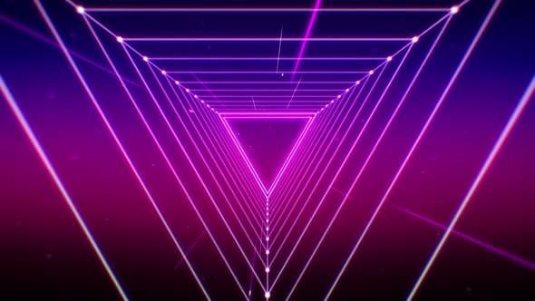 Thumbnail for Retro 80's Background