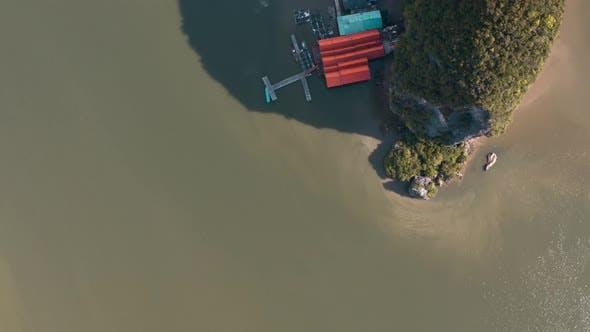 Thumbnail for Panyee Fisherman Floating Village in Phang Nga, Thailand