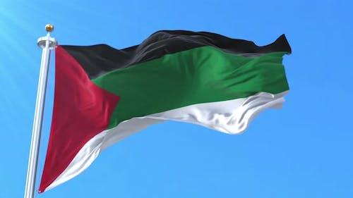 Flag of the Kingdom of Hejaz