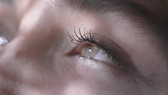 Thumbnail for Close Up of Eyes of Woman