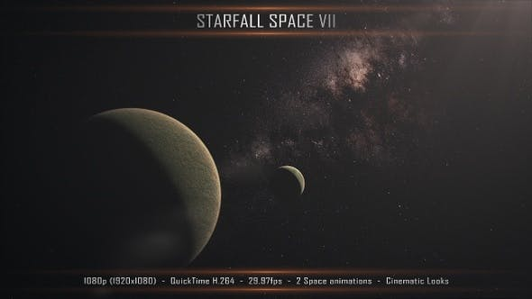 Thumbnail for Starfall Space VII