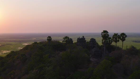 Thumbnail for Sunset Over Prasat Temple