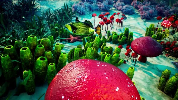 Thumbnail for Underwater  Blue World 2