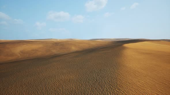 Cover Image for Aerial of Red Sand Dunes in the Namib Desert