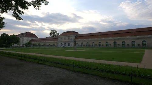 The Orangery of the Charlottenburg Palace, Berlin
