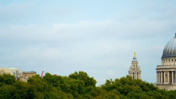 Thumbnail for St Pauls Cathedral from distance