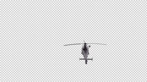 Helicopter Movie Actions Pack - 17 Video