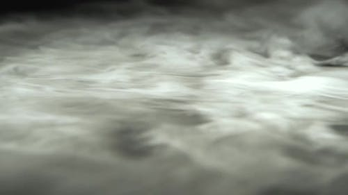 Realistic Dry Ice Smoke Clouds Fog Overlay for Different Projects