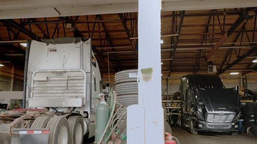 Truck Services Repair Shop