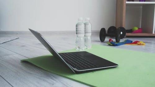 Sport Equipment Home Fitness Online Training