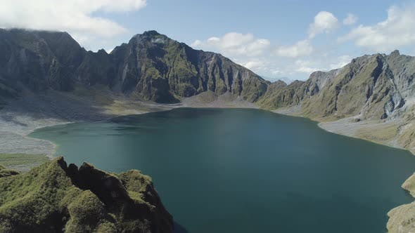 Thumbnail for Crater Lake Pinatubo, Philippines, Luzon