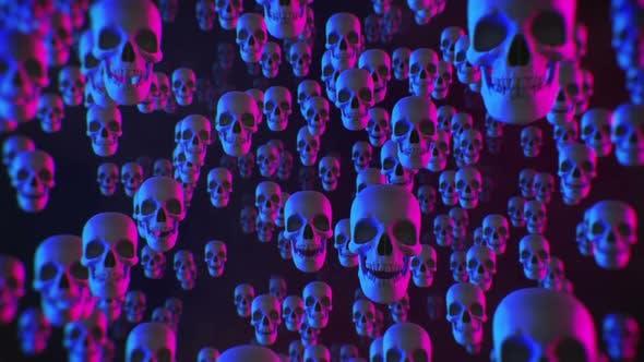 Disco Skulls