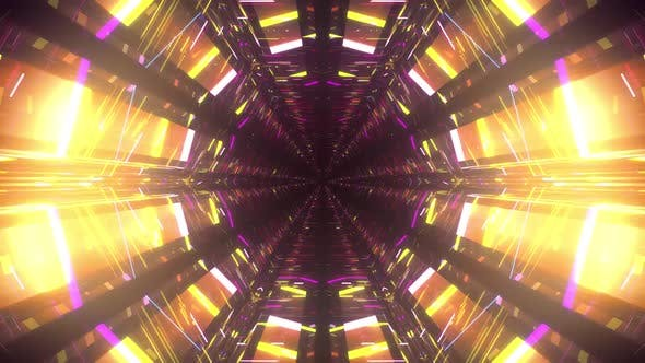 Thumbnail for Shine Cybernetic Tunnel Vj Loop