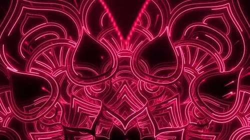 Neon Mandalaz