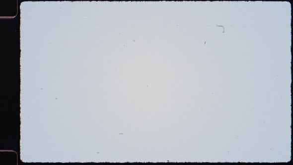 Super 8 mm Film Frame Scan