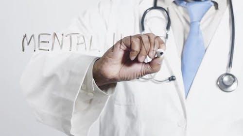 Asian Doctor Writes Mental Illness