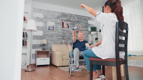 Thumbnail for Muscle Recovery Rehabilitation