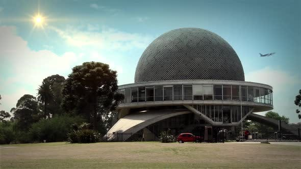 Thumbnail for Galileo Galilei Planetarium in Buenos Aires (Argentina).