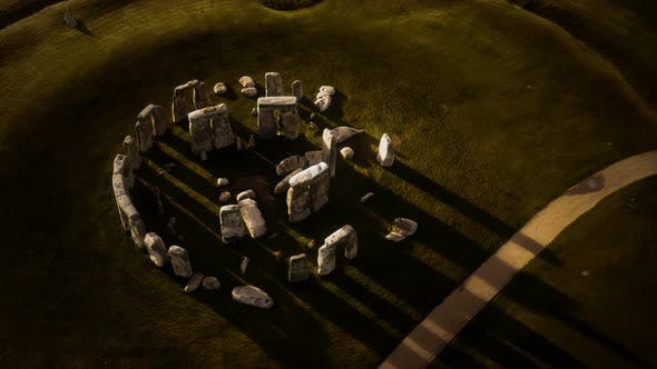 Thumbnail for Historical Monument Stonehenge in England, UK