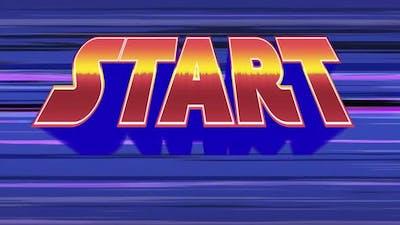 Arcade game start