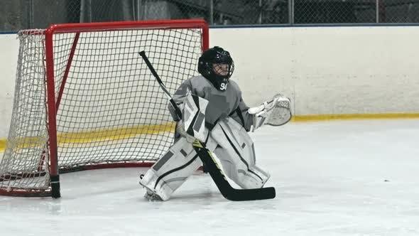 Beginner Goaltender