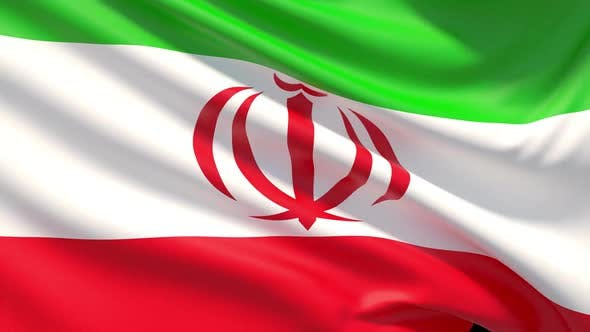 Thumbnail for The Flag of Iran,  Video