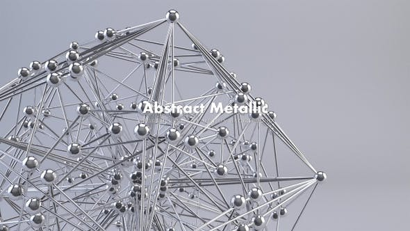 Thumbnail for Abstract Metallic 20