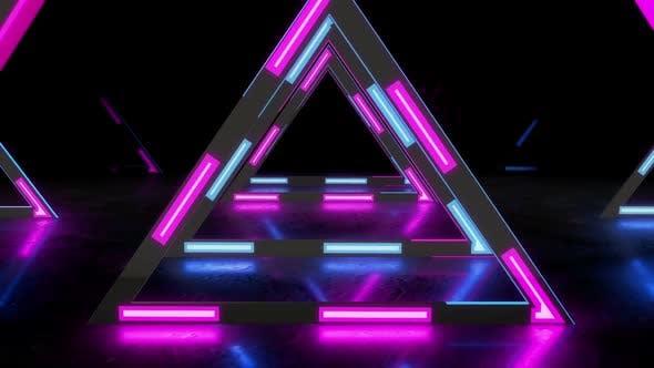 Thumbnail for Dreieck Licht 02 Hd