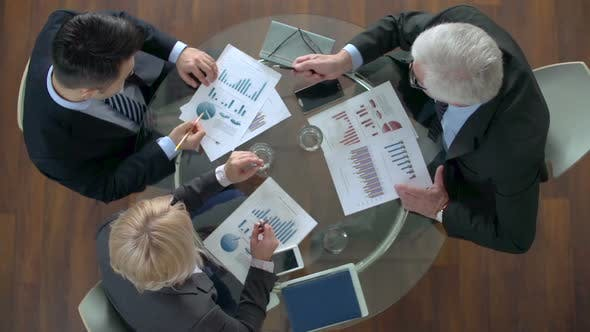 Thumbnail for Dispute in Business Meeting