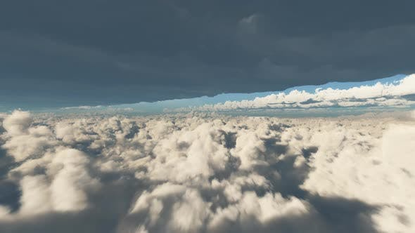 Cover Image for Into The Cloud Day Light 02 4K